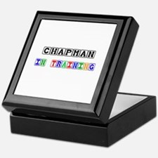 Chapman In Training Keepsake Box