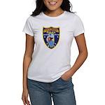 Oregon Illinois Police Women's T-Shirt
