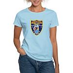 Oregon Illinois Police Women's Light T-Shirt