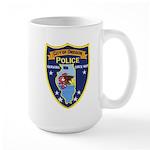 Oregon Illinois Police Large Mug