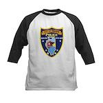 Oregon Illinois Police Kids Baseball Jersey