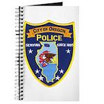 Oregon Illinois Police Journal