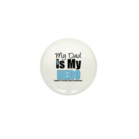 Prostate Cancer Hero Mini Button