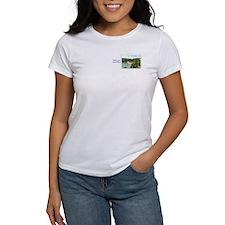 Women's VI Postcards T-Shirt