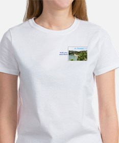 Women's VI Postcards T-Shirt