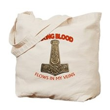 VIKING BLOOD Tote Bag