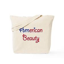 American Beauty Tote Bag