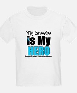 Prostate Cancer Hero T-Shirt