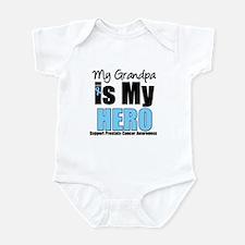 Prostate Cancer Hero Infant Bodysuit