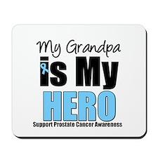 Prostate Cancer Hero Mousepad