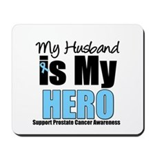 Prostate Cancer Hero Mousepad