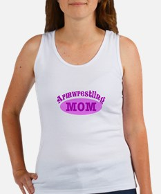 Armwrestling Mom Women's Tank Top