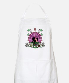 Rock and Roll BBQ Apron
