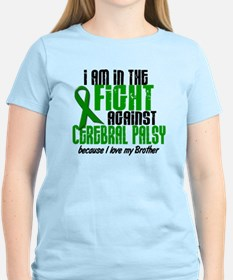 In The Fight Against CP 1 (Brother) T-Shirt