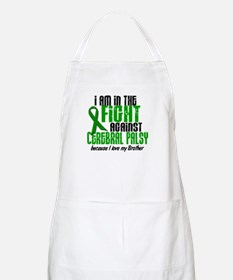 In The Fight Against CP 1 (Brother) BBQ Apron