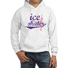 Ice Skating Hoodie Sweatshirt
