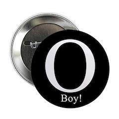 """O Boy! Anti-Obama 2.25"""" Button (10 pack)"""