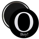 O Boy! Anti-Obama Magnet