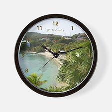 St. Thomas Wall Clock