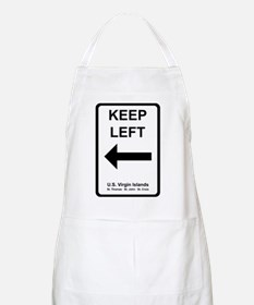 Keep Left BBQ Apron