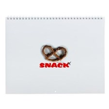 *NEW DESIGN* Snack! Wall Calendar