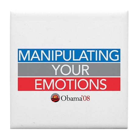 """MANIPULATING YOUR EMOTIONS"" Tile Coaste"