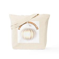 Pumpkin Smuggler Tote Bag