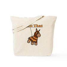 Knocked Up Pinata Tote Bag