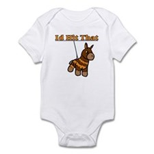Knocked Up Pinata Infant Bodysuit