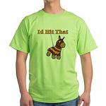 Knocked Up Pinata Green T-Shirt