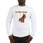 Knocked Up Pinata Long Sleeve T-Shirt