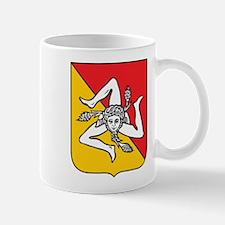 Sicilian Coat or Arms Mug
