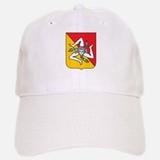 Sicilian Coat or Arms Baseball Baseball Cap