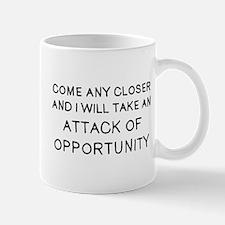 Come Closer Mug