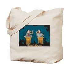 debators Tote Bag
