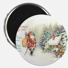 "Be Jolly 2.25"" Magnet (10 pack)"