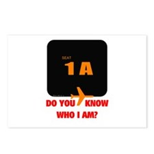 *NEW DESIGN* Do You Know Who I Am? Postcards (Pack