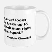 Churchill Animals Quote Mug