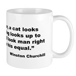 Churchill Animals Quote Mug
