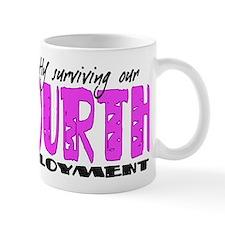 Unique 2nd deployment Mug