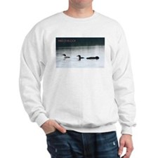 Phases of the Loon Sweatshirt