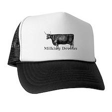 Milking Devon hat