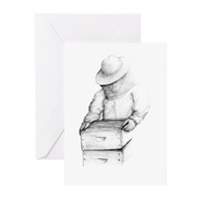 The Bee Keeper Greeting Cards (Pk of 10)