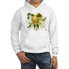 Palm Tree Togo Hooded Sweatshirt