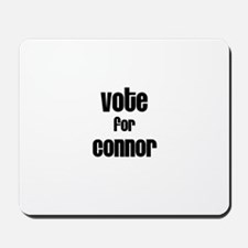 Vote for Connor Mousepad