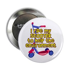 "Help The Environment 2.25"" Button"