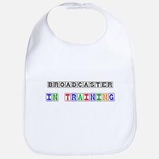 Broadcaster In Training Bib