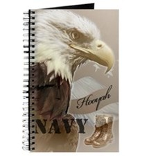 Navy -Hooyah Journal