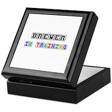 Brewer In Training Keepsake Box