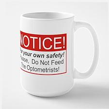 Notice / Optometrists Mug